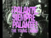Screenings, February 06, 2018, 02/06/2018, Palante Siempre Palante! The Young Lords: PBS Documentary