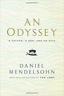 Author Readings, March 05, 2018, 03/05/2018, Daniel Mendelsohn discusses his book An Odyssey: A Father, A Son, and an Epic