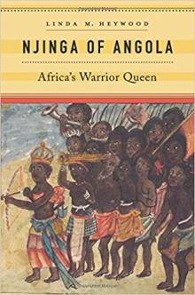 Author Readings, March 14, 2018, 03/14/2018, Linda Heywood discusses her book Njinga of Angola: Africa's Warrior Queen