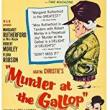 Films, March 22, 2018, 03/22/2018, George Pollock's Murder at the Gallop (1963): Miss Marple Mystery