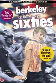 Films, March 20, 2018, 03/20/2018, Mark Kitchell's Berkeley in the Sixties (1990): Documentary