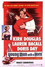 Films, February 08, 2018, 02/08/2018, Michael Curtiz's Young Man with a Horn (1950): Trumpeter's Life