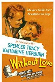 Films, February 15, 2018, 02/15/2018, Harold S. Bucquet's Without Love (1945): Hollow Marriage
