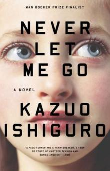 Book Discussions, February 20, 2018, 02/20/2018, Library Book Club: Never Let Me Go