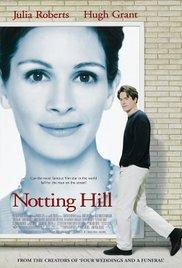 Films, February 15, 2018, 02/15/2018, Roger Michell's Notting Hill (1999): Falling for a Film Star