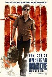 Films, February 17, 2018, 02/17/2018, Doug Liman's American Made (2017): Iran-Contra Drama
