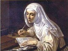 Lectures, February 12, 2018, 02/12/2018, The Audacious Metaphors of Mystical Women: The Model of Caterina da Siena