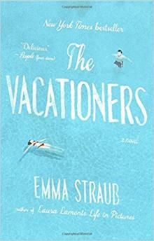 Book Discussions, March 01, 2018, 03/01/2018, Library Book Club: The Vacationers