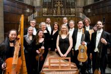 Concerts, April 18, 2019, 04/18/2019, ARTEK Baroque Ensemble