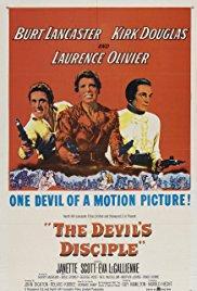 Films, February 28, 2018, 02/28/2018, Guy Hamilton's The Devil's Disciple (1959): Revolutionary War Drama