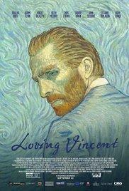 Films, February 14, 2018, 02/14/2018, Dorota Kobiela & Hugh Welchman's Loving Vincent (2017): Animated Homage to Van Gogh