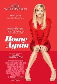 Films, February 10, 2018, 02/10/2018, Hallie Meyers-Shyer's Home Again (2017): Single Mom's New Life