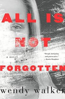 Book Discussions, March 01, 2018, 03/01/2018, Book Discussion: All is Not Forgotten
