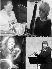 Concerts, March 03, 2018, 03/03/2018, Musique Libre Femmes: Jazz Trio