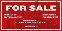 Staged Readings, February 12, 2018, 02/12/2018, For Sale: Scammers Get a Conscience