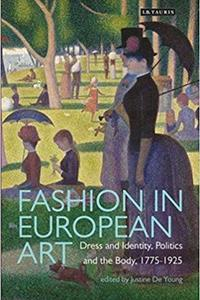 Author Readings, March 07, 2018, 03/07/2018, Justine De Young discusses her book Fashion in European Art: Dress and Identity, Politics and the Body, 1775-1925