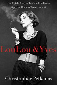 Author Readings, April 25, 2018, 04/25/2018, Christopher Petkanas discusses his book Loulou & Yves: The Untold Story of Loulou de la Falaise and the House of Saint Laurent