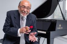 Concerts, March 16, 2018, 03/16/2018, Eddie Palmieri: 9-Time Grammy-Winning Pianist