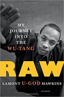 Author Readings, March 26, 2018, 03/26/2018, Lamont Hawkins, U-God from the Wu-Tang Clan, launches his memoir Raw: My Journey into the Wu-Tang