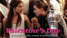 Screenings, February 14, 2018, 02/14/2018, Valentine's Day Movie Marathon