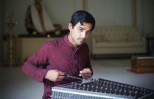 Concerts, February 14, 2018, 02/14/2018, Vinay Desai + Tejas Tope: Spiral Music