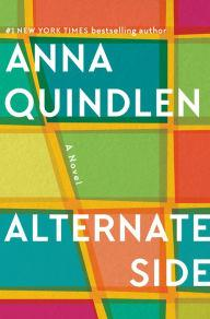Author Readings, March 21, 2018, 03/21/2018, Anna Quindlen discusses her book Alternate Side
