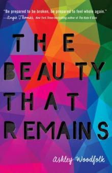Author Readings, March 06, 2018, 03/06/2018, Ashley Woodfolk reads from her book The Beauty That Remains