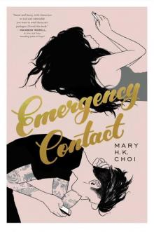 Author Readings, March 27, 2018, 03/27/2018, Mary H.K. Choi reads from her book Emergency Contact