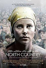 Films, February 27, 2019, 02/27/2019, Two time Oscar nominated North Country (2005): Miner Faces Sexual Harassment
