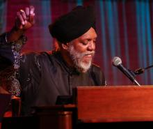 Concerts, May 17, 2018, 05/17/2018, Living Musical Icon,  jazz organist Dr. Lonnie Smith