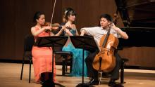 Concerts, March 21, 2018, 03/21/2018, CANCELED! Juilliard Chamber Ensembles CANCELED!