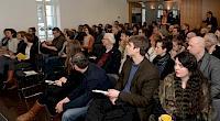 Readings, March 25, 2018, 03/25/2018, Festival Neue Literatur: The Author's Voice