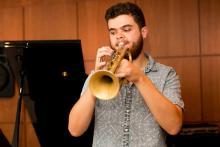 Concerts, March 07, 2018, 03/07/2018, Mid-Day Music: David Acevedo, Jazz Trumpeter