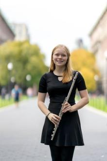 Concerts, March 28, 2018, 03/28/2018, Mid-Day Music: Prokofiev, Wilson, Kuhlau