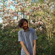 Talks, March 22, 2018, 03/22/2018, Poet Kaveh Akbar discusses his work