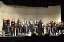 Concerts, March 23, 2018, 03/23/2018, Choral Concert