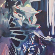 Opening Receptions, March 07, 2018, 03/07/2018, Daydreaming in My Nightmare: Paintings by Laurel Shear