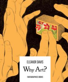 Book Readings, March 06, 2018, 03/06/2018, Cartoonist Eleanor Davis discusses her book Why Art?