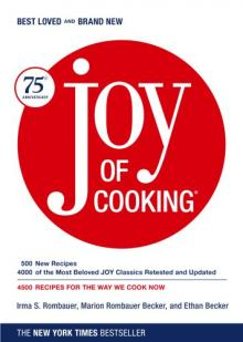 Discussions, March 28, 2018, 03/28/2018, The Culinary Legacy of Joy of Cooking