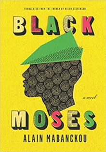 Author Readings, March 05, 2018, 03/05/2018, Book Club: Black Moses