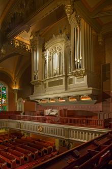 Concerts, March 12, 2018, 03/12/2018, Lunchtime Organ Recital