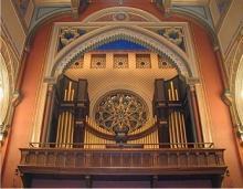 Concerts, March 13, 2018, 03/13/2018, Organ Recital: Rhonda Edgington