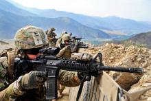 Talks, April 06, 2018, 04/06/2018, Combat Reflections: Afghanistan