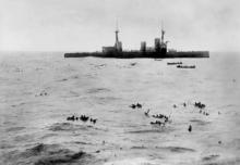 Talks, April 20, 2018, 04/20/2018, The Great War at Sea, 1914-18