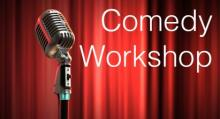 Workshops, March 22, 2018, 03/22/2018, Comedy Workshop