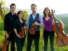 Concerts, March 14, 2018, 03/14/2018, The Mivos Quartet: Composers Concert