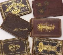 Lectures, March 09, 2018, 03/09/2018, Black Girls and Their Nineteenth-Century Autograph Albums