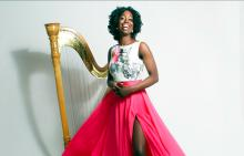 Concerts, March 23, 2018, 03/23/2018, Brandee Younger, Harpist