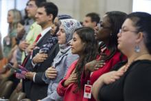 Lectures, April 10, 2018, 04/10/2018, Relations Among Immigrant and U.S.-Born Communities in the United States
