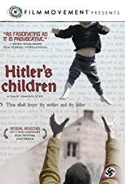 Films, April 18, 2018, 04/18/2018, Chanoch Ze'evi's Hitler's Children (2011): Descended from Nazis